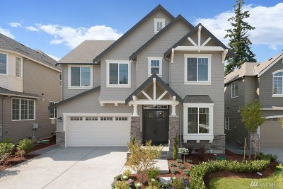 Sammamish Single Family Home For Sale: 157 216th Place SE