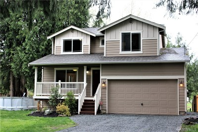Granite Falls Single Family Home For Sale: 11220 175th Ave NE