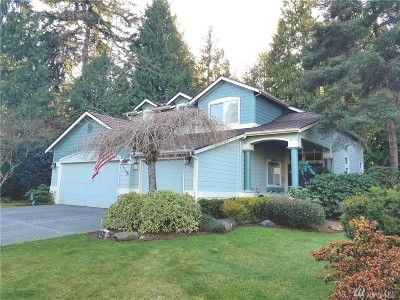 Snohomish Single Family Home For Sale: 14832 63rd Ave SE