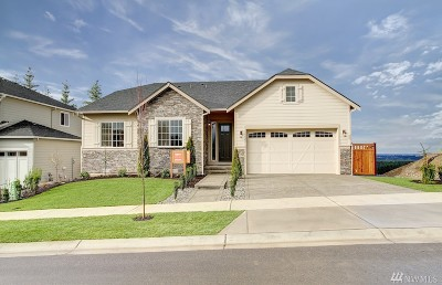 Puyallup Single Family Home For Sale: 2410 Fruitland Ridge Dr