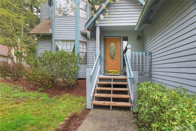 Silverdale Single Family Home For Sale: 13216 Silverhill Place NW