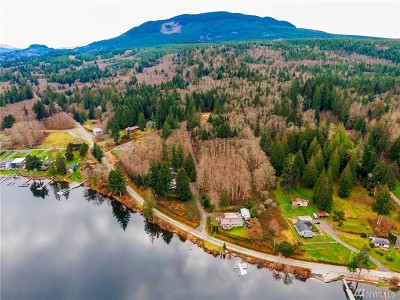 Whatcom County Residential Lots & Land For Sale: W Lake Samish Dr