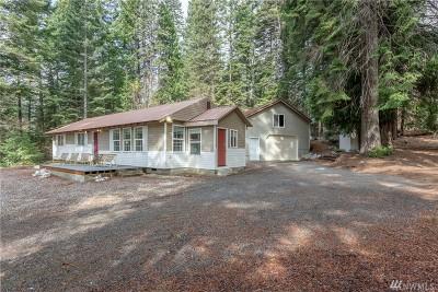Leavenworth Single Family Home For Sale: 18100 Nason Ridge Rd