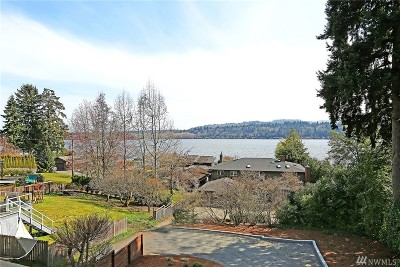 Mercer Island WA Single Family Home For Sale: $1,494,000
