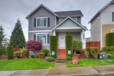 Puyallup Single Family Home For Sale: 725 Lagrande Blvd