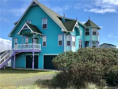 Grays Harbor County Single Family Home For Sale: 1307 Polara Ct SW