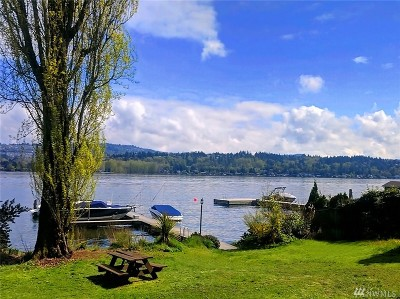 Mercer Island WA Single Family Home For Sale: $2,299,950