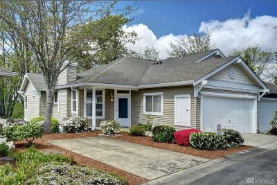 Bellevue Condo/Townhouse For Sale: 2680 139th Ave SE #11