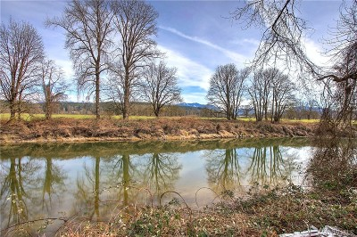 Carnation, Duvall, Fall City Farm For Sale: 516 W Snoqualmie River Rd SE