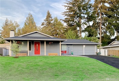 Kirkland Single Family Home For Sale: 13706 90th Ave NE