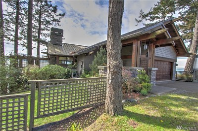 Point Roberts Single Family Home For Sale: 371 West Bluff