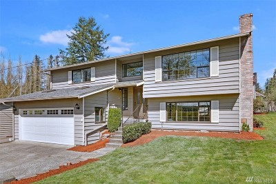 Snohomish Single Family Home For Sale: 15823 Tester Rd
