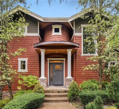 Seattle Single Family Home For Sale: 1102 E Roanoke Ave E