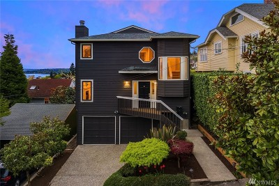 Seattle Single Family Home For Sale: 3215 S Lane St