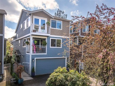 Seattle Single Family Home For Sale: 3416 33rd Ave SW