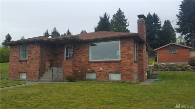 Seattle Single Family Home For Sale: 7830 S 135th Street