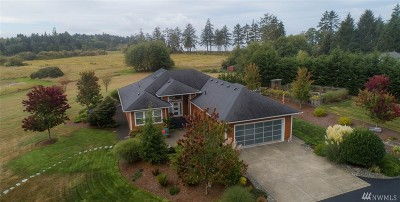 Grays Harbor County Single Family Home For Sale: 7 Gray Gables Lane