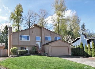 Renton Single Family Home For Sale: 13313 SE 168th St