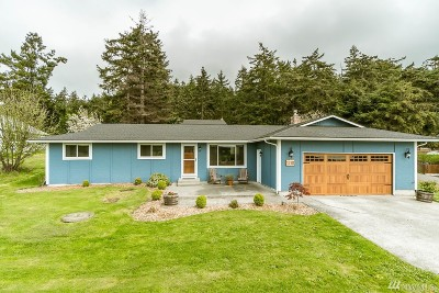 Single Family Home For Sale: 1310 Swantown