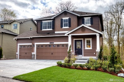Lacey Single Family Home For Sale: 6912 Honeylocust St NE #195