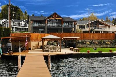 Lake Stevens Single Family Home For Sale: 517 S Lake Stevens Rd