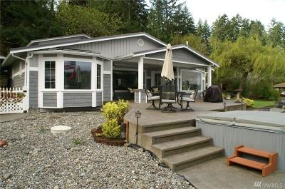 Port Orchard Single Family Home For Sale: 6010 Wynn Jones Rd E