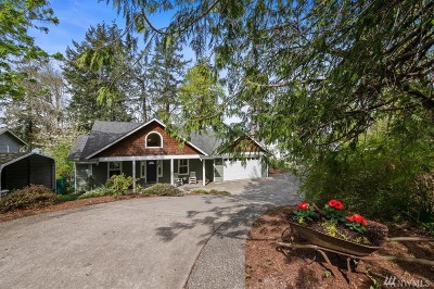 Belfair Single Family Home For Sale: 2690 E State Route 302