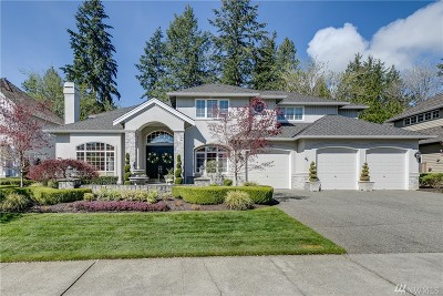 Sammamish Single Family Home For Sale: 27158 SE 25th Place