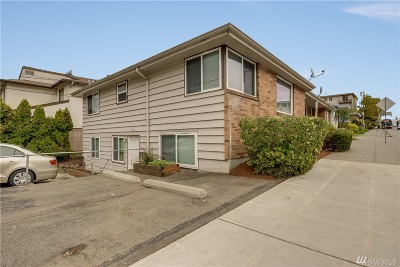 Seattle Multi Family Home For Sale: 1614 NW 85th St