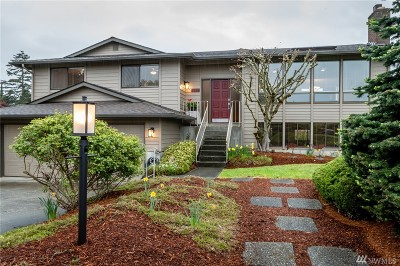 Mukilteo Single Family Home For Sale: 9315 60th Ave W