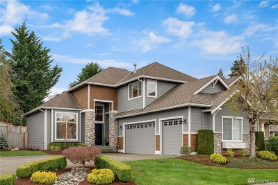 Sammamish Single Family Home For Sale: 24137 SE 1st Ct