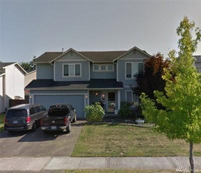 Yelm Single Family Home Pending Inspection: 10433 Brighton St SE