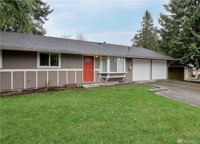 Kirkland Single Family Home For Sale: 12828 111th Ave NE