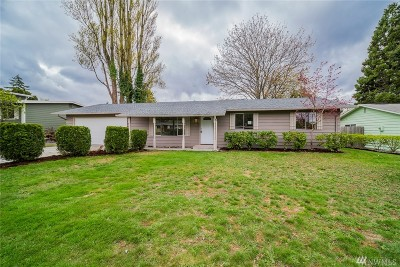 Everett Single Family Home For Sale: 6212 Sycamore Place
