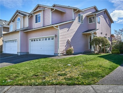 Puyallup WA Single Family Home For Sale: $279,900