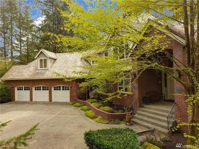 Woodinville Single Family Home For Sale: 19452 NE 143rd Place