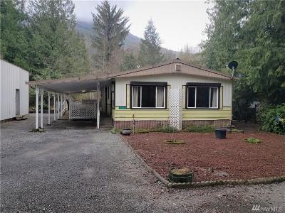 Single Family Home For Sale: 133 Osborn Rd