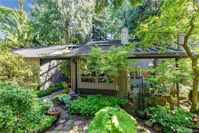 Sammamish Single Family Home For Sale: 3004 Sahalee Dr E