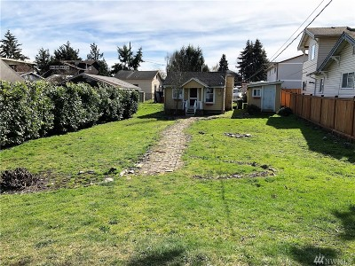 Seattle Single Family Home For Sale: 343 NW 90th St