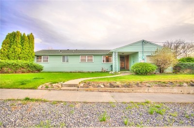 Moses Lake Single Family Home For Sale: 223 E Hill Ave