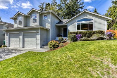 Anacortes, La Conner Single Family Home For Sale: 3506 Marion Wy