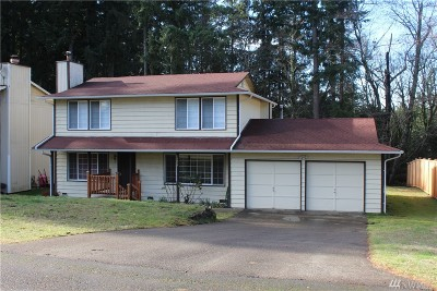 Silverdale Single Family Home For Sale: 13815 Crestview Cir NW