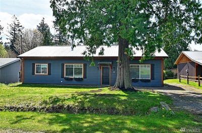 Whatcom County Single Family Home For Sale: 4575 Lopez Dr