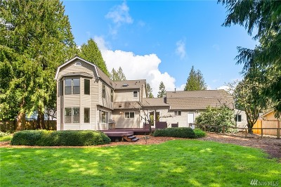 Sammamish Single Family Home For Sale: 22601 NE 20th Place