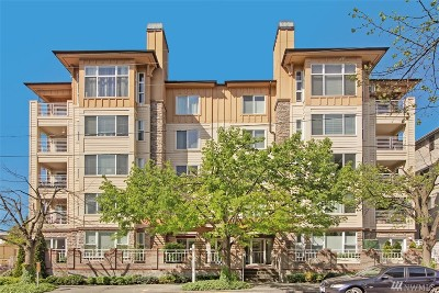 Condo/Townhouse Sold: 1762 NW 57th St #302