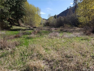 Chelan, Chelan Falls, Entiat, Manson, Brewster, Bridgeport, Orondo Residential Lots & Land For Sale: 1 Canyon Ranch