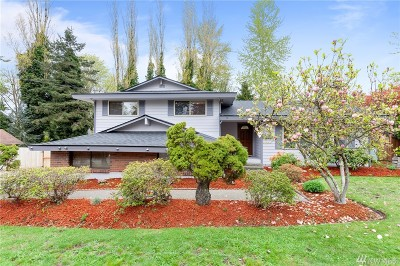 Lynnwood Single Family Home For Sale: 4323 148th St SW