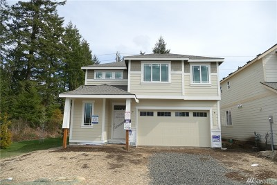 Tumwater Single Family Home For Sale: 6210 Courtyard Lane SW #Lot 3