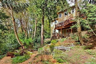 Seattle Single Family Home For Sale: 1525 NE Elshin Place