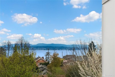 Seattle Single Family Home For Sale: 5433 California Ave SW #C
